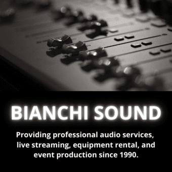 Bianchi Sound logo